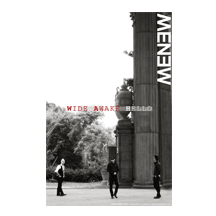 MENEW - Wide Awake Hello Band Poster