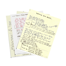MENEW - Collectors Set of Lyrics